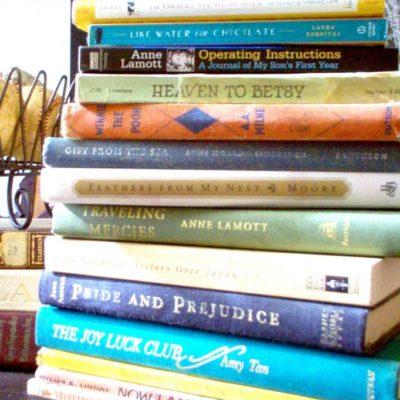 The Favorites List. #1: Books