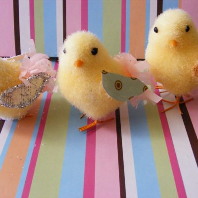 Glitter Chicks