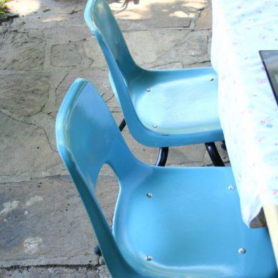 where I sit