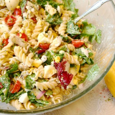 Chicken Pasta Salad Salad