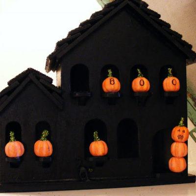 Need some last minute Halloween Craft Ideas?