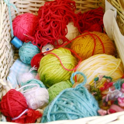 make do {and make lovely} monday- to market, to market