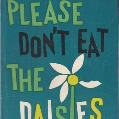 Wordy Wednesday-Please Don't Eat the Daisies!