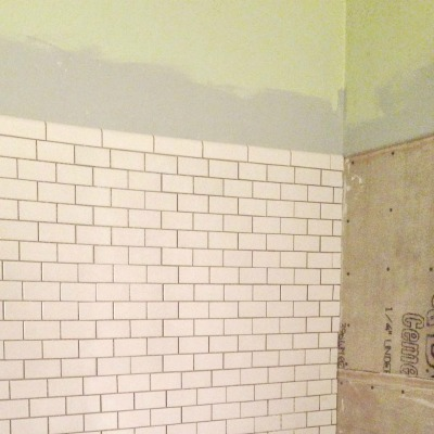 Diary of a Bathroom Update – What I have learned so far
