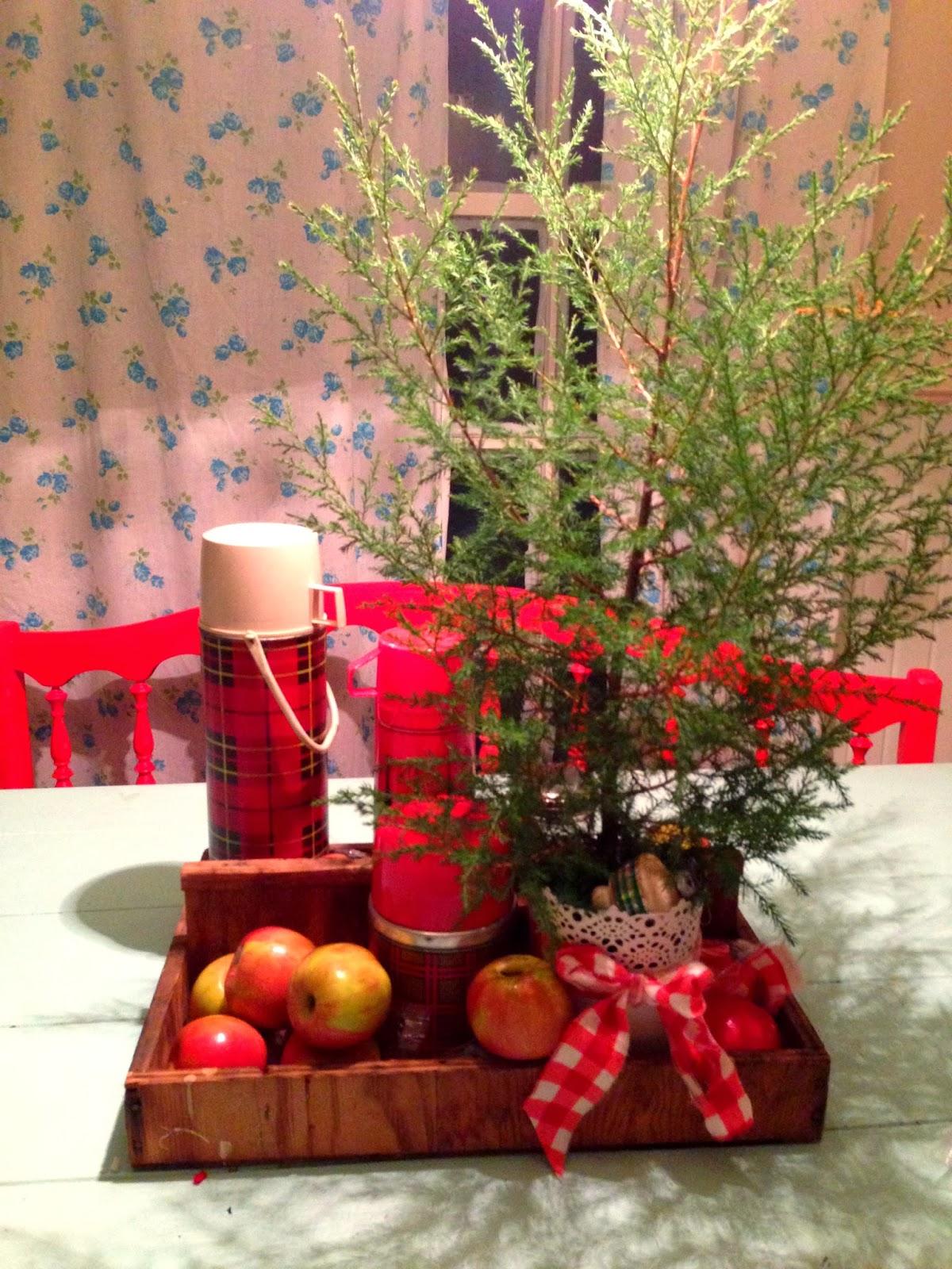 Making-Do Christmas