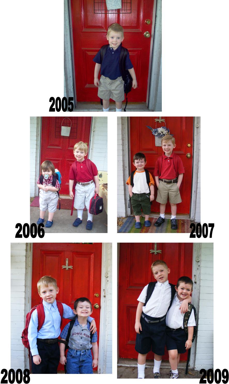 Back-2-School 2014 – the Annual Tear Jerker