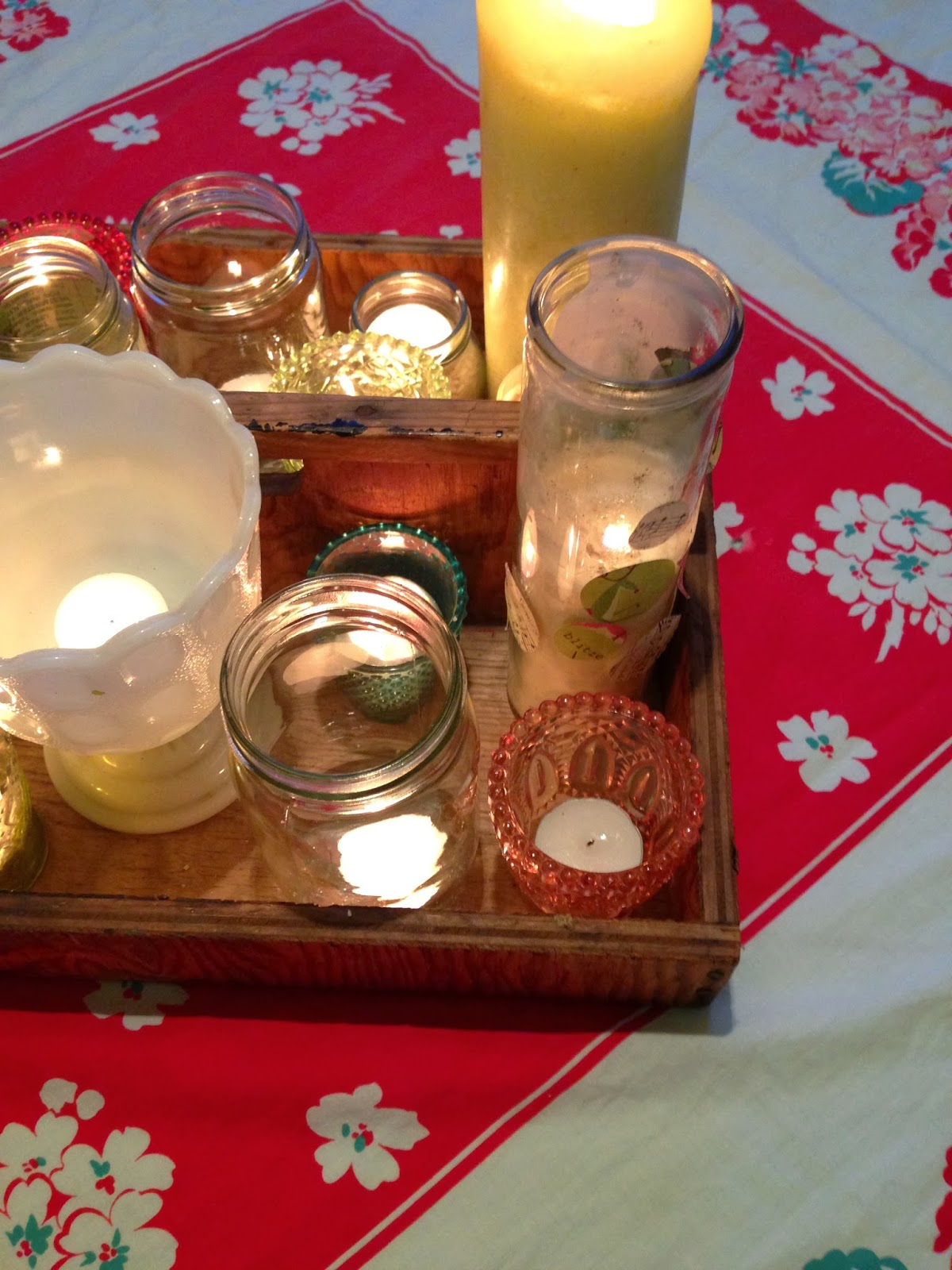 Celebrating a Simple Candlemas