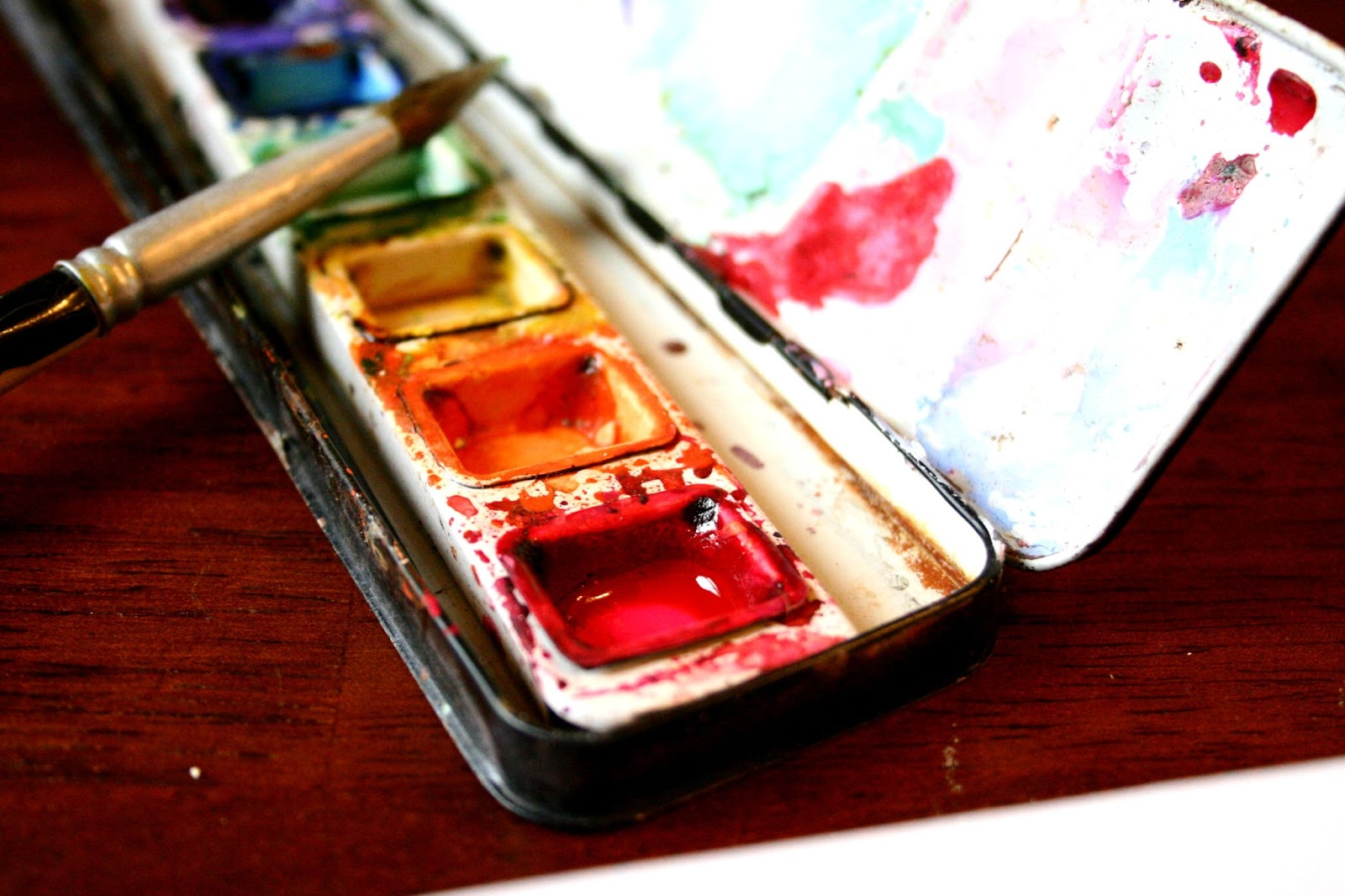 make do {and make lovely} monday – art student drop out