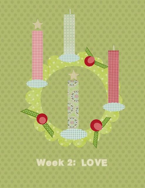 Advent Week 2 – Love