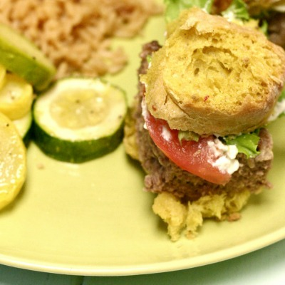 Garlic Beef Curry Sliders – A Locally Sourced Dinner