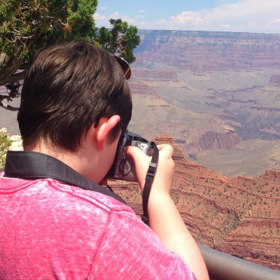 Give the Kids the Camera (Grand Canyon)