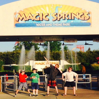 How Magic Springs Made a Theme-Park Lover Out of Me